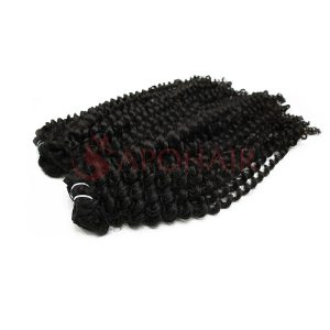 18 inch curly weave