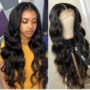 body wave hairstyle