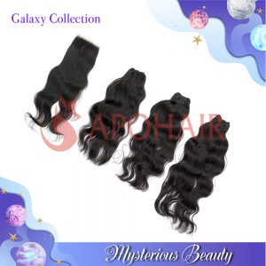 Galaxy Collection natural wavy