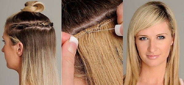 01 weave hair extensions