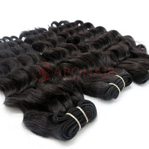 01 weave body wavy black