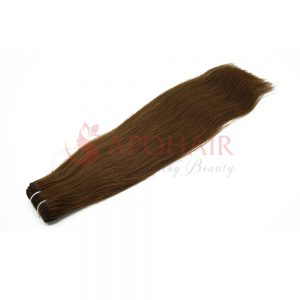 01 weave straight light brown