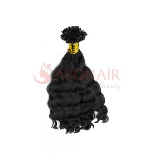 flat tip body wavy black