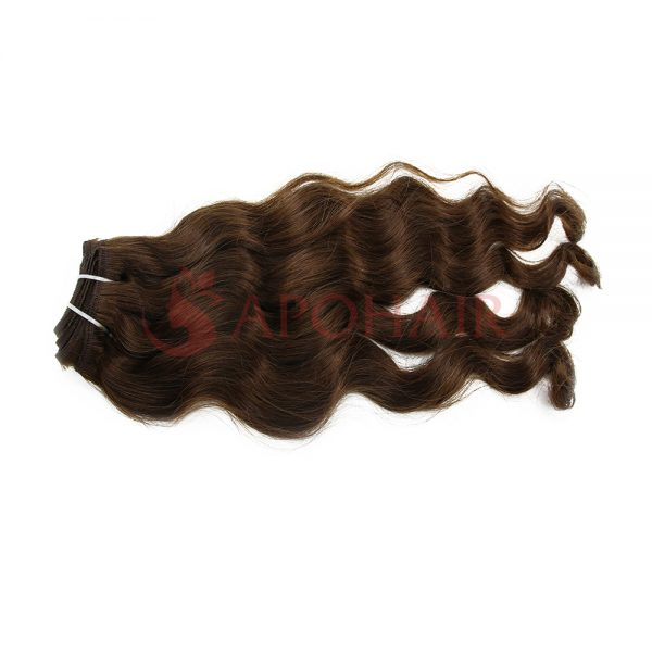 03 weave body wavy brown