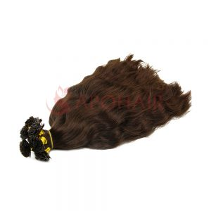 03 flat tip natural wavy brown