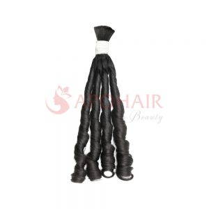 Bulk fumi curly black