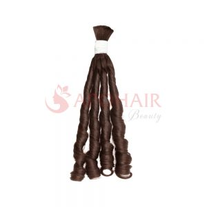 Bulk fumi curly brown