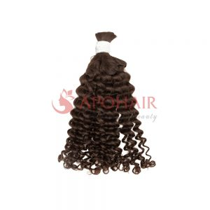 bulk loose curly brown 1