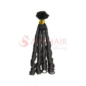 flat tip fumi curly black