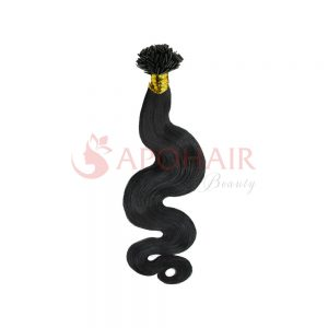 flat tip water body wavy black