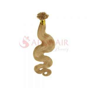 flat tip water body wavy blonde
