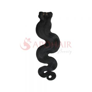 weft water body wavy black 01