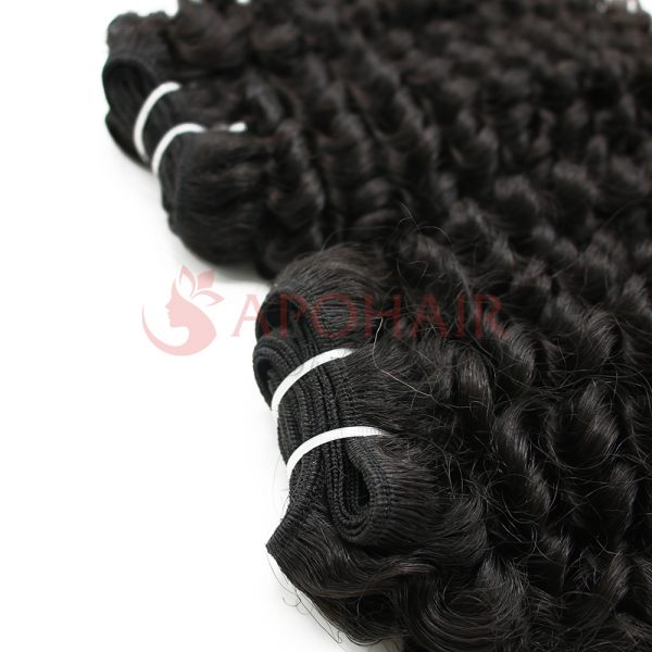 01 weave deep curly black