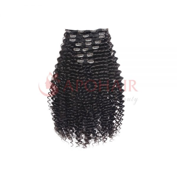 clip in deep curly black 01