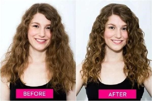 curly wig - How to bring a curly wig back to life
