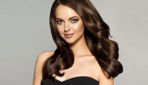 10 inch wavy hair extensions