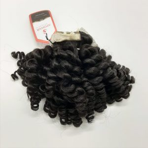 tape curly hair by apohair