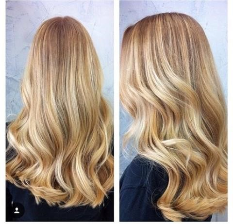 blonde hairstyles for indians 2