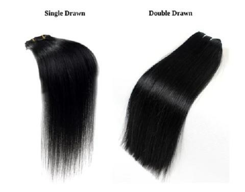 difference between single and double drawn