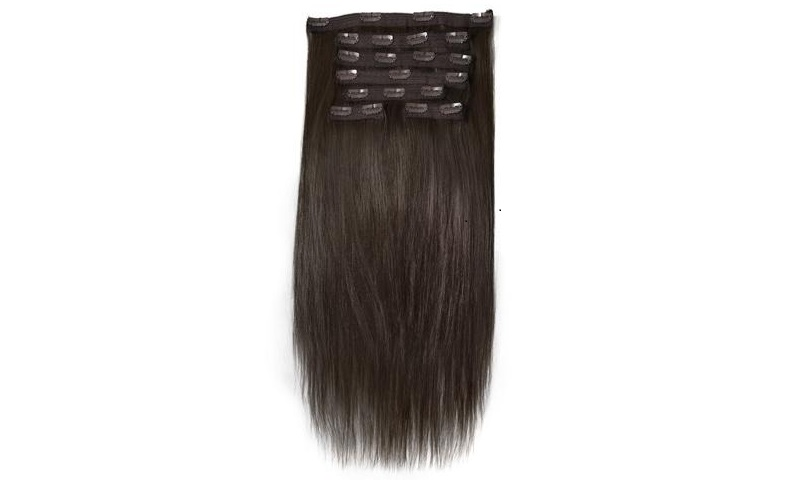 26 inch clip in hair extension
