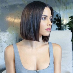 short wig hairstyle