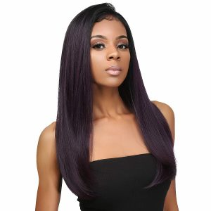 seamless invisible lace wig