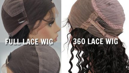 01 360 Lace Wig